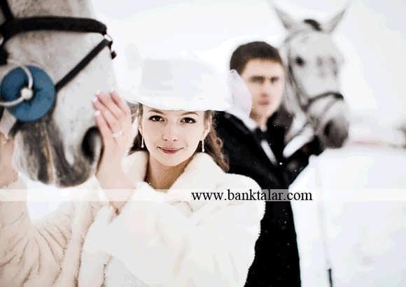 مدلهای ژست عروس و داماد در پاییز 2014،**banktalar.com