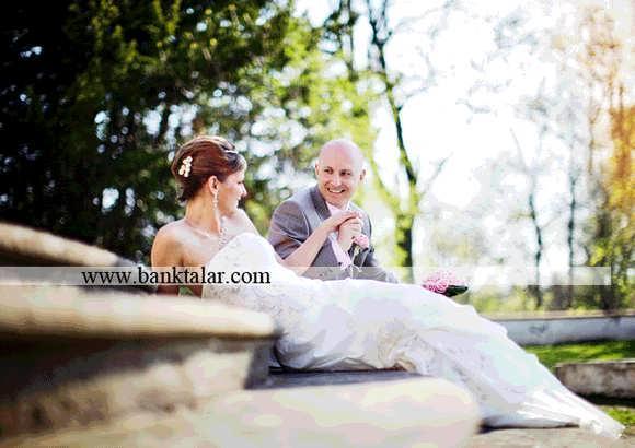 مدل ژست عروس و داماد **banktalar.com