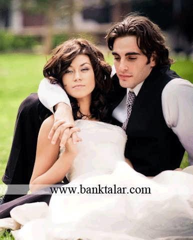 مدل ژست عکس عروسی متفاوت و خاص
