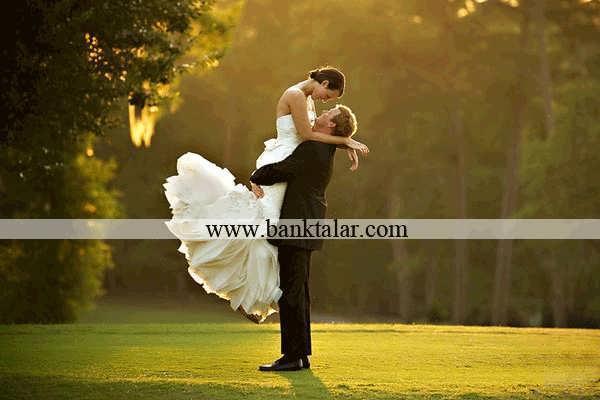 ایده های جالب برای آلبوم عکس عروسی**banktalar.com