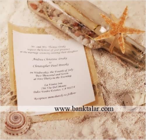 ایده های خاص برای کارت دعوت عقد و عروسی **banktalar.com