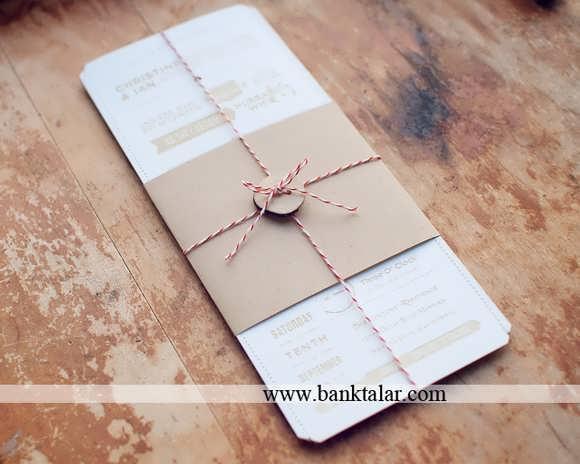 مدل های خاص کارت دعوت عروسی 2014**banktalar.com