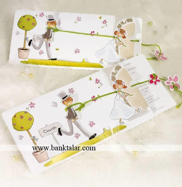 مدل های کارت عروسی جدید و زیبا**banktalar.com