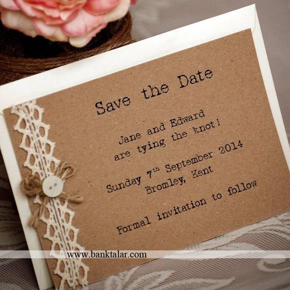 کارت دعوت عروسی با مدل های ساده و زمستانی