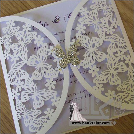 مدل کارت عروسی جدید و متفاوت