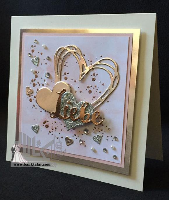 کارت دعوت عروسی جدید و متفاوت 2019
