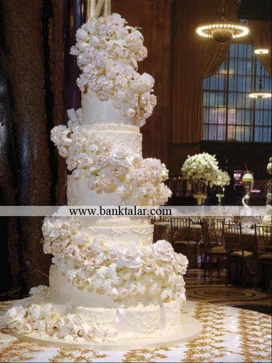 مدل های کیک مجلل عروسی **banktalar.com