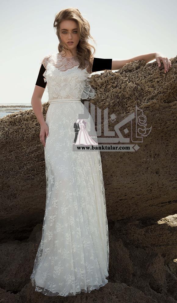 مدل لباس عروس ۲۰۱۸ جدید و زیبا