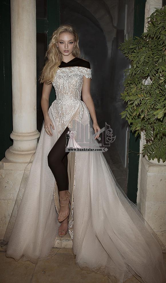 مدل لباس عروس 2018 خاص