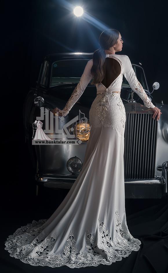 لباس عروس اروپایی و خاص 2018