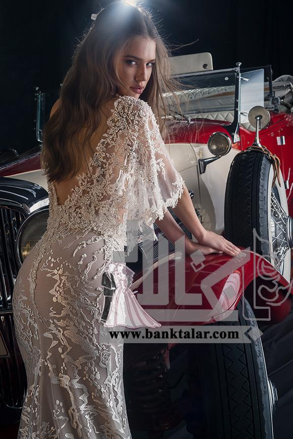 مدل لباس نامزدی دانتل و خاص 2018