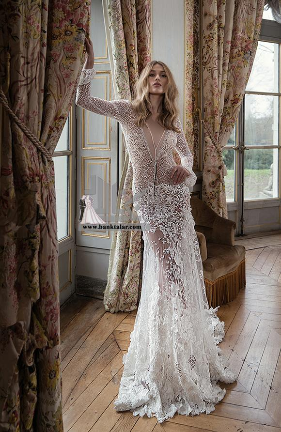 لباس عروس های خاص و فانتزی 2018