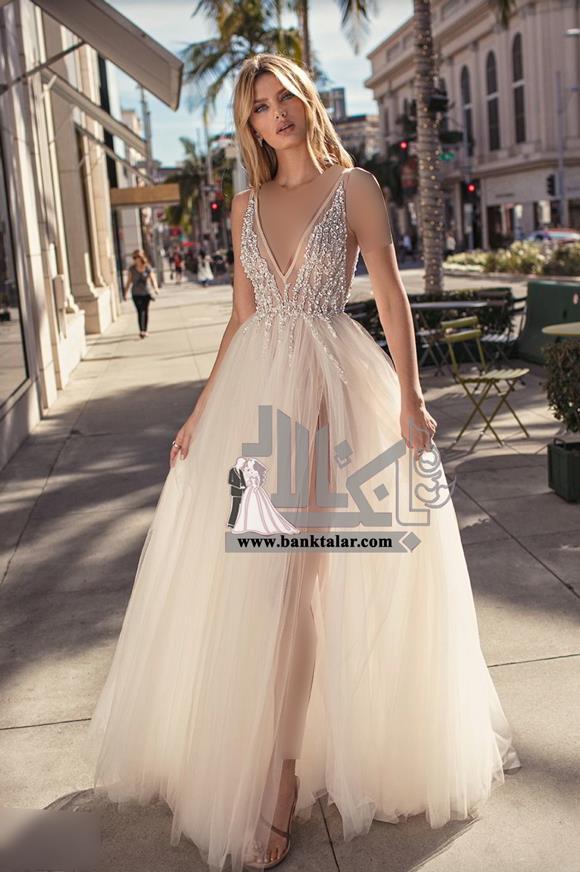 لباس عروس مدل اروپایی و خاص 2018