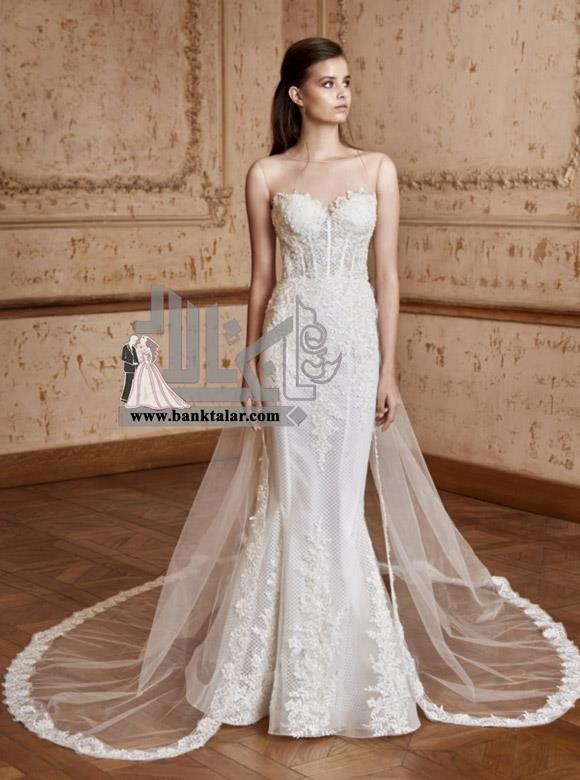 مدل های لباس عروس 2018 خاص