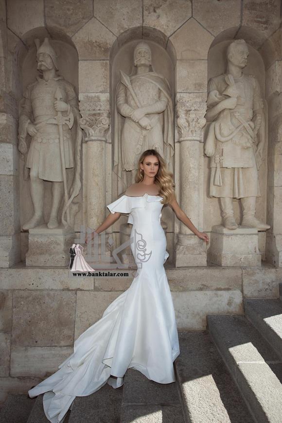 مدل لباس عروس سبک اروپایی و فوق العاده خاص 2018