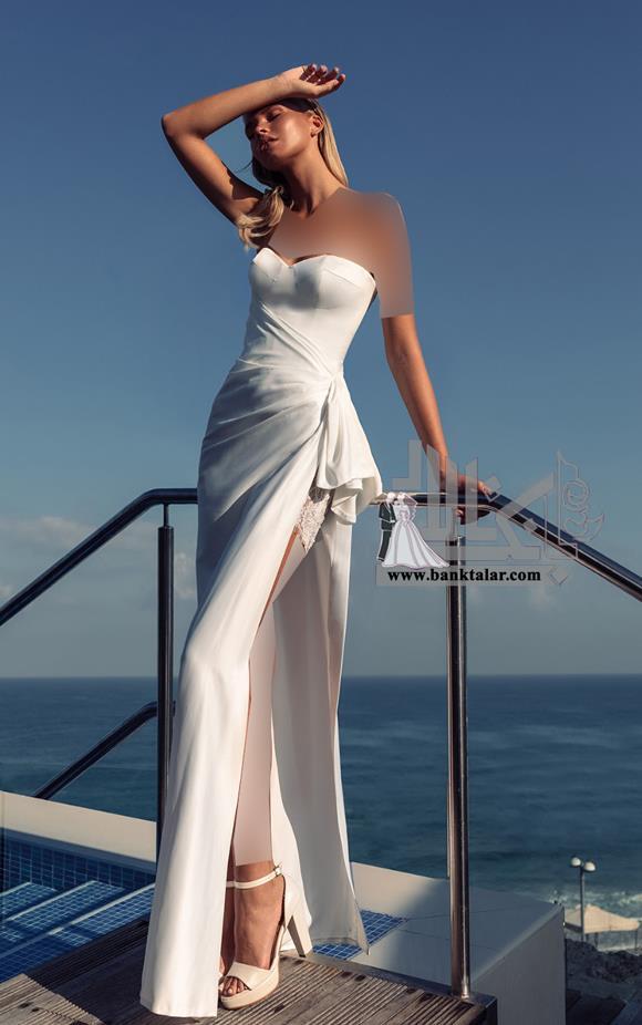 مدل های لباس عروس اروپایی 2019