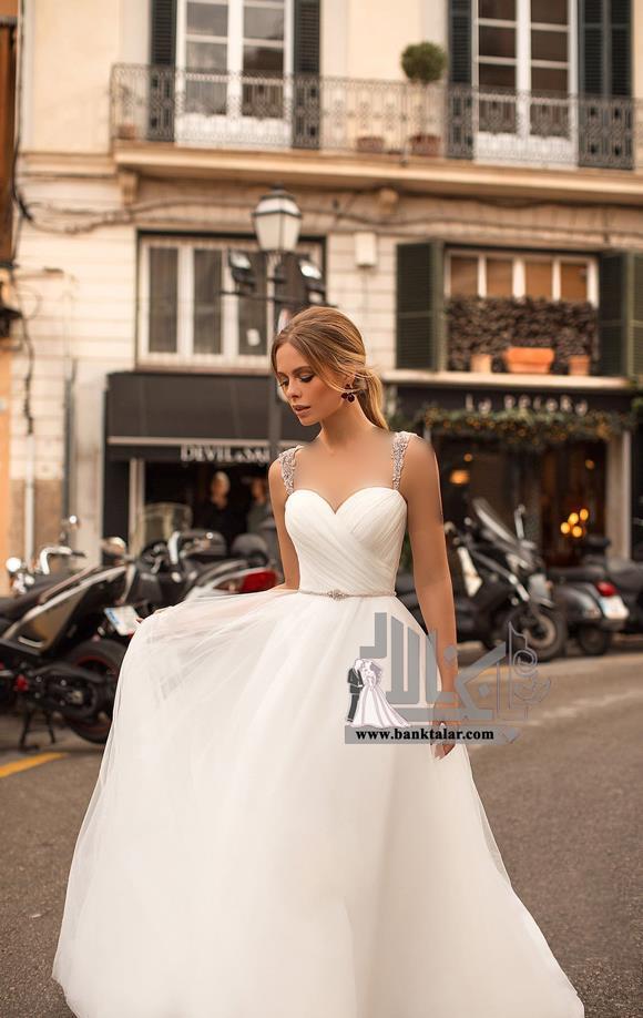 مدل های لباس عروس دانتل جدید ۲۰۱۹