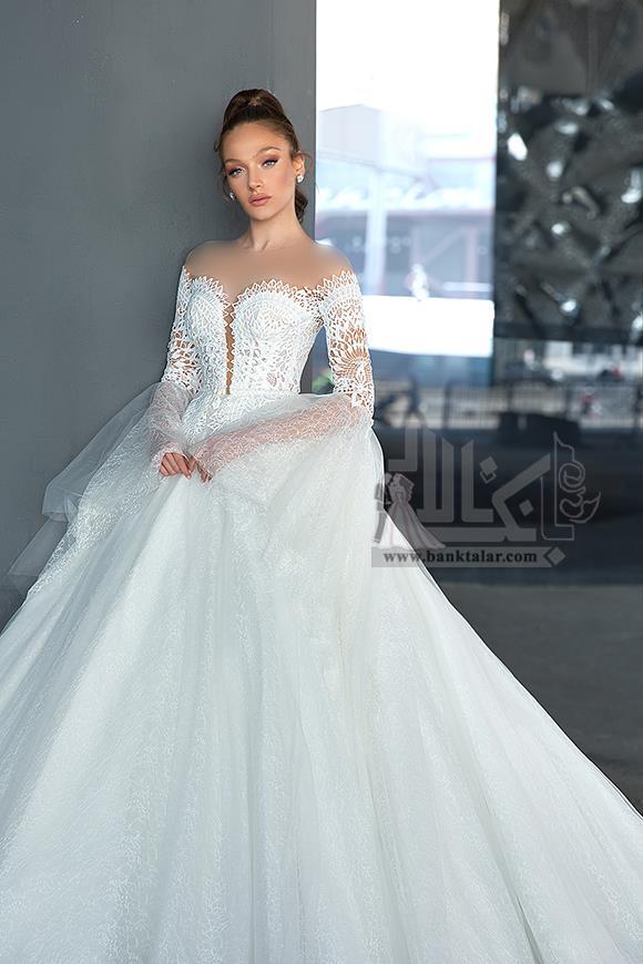 مدل لباس عروس جدید و خاص ۲۰۲۰
