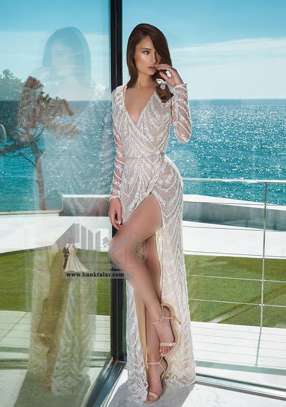 مدل لباس عروس ساده ۲۰۲۰