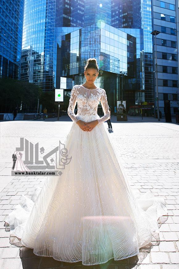 مدلهای لباس عروس خاص و پوشیده 2020