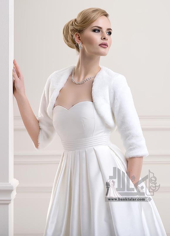 مدل های کت و شنل عروس ویژه پاییز و زمستان