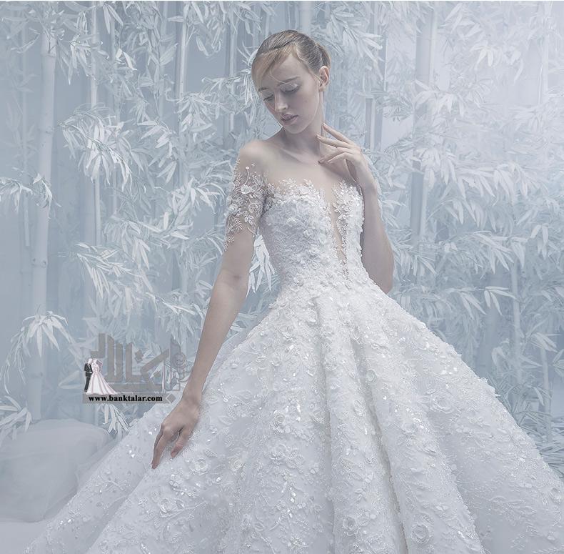 لباس عروس های 2020