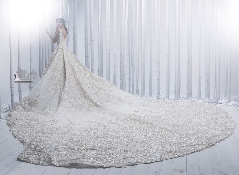 لباس عروس مدل پفی 2020