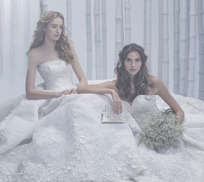 لباس عروس مدل عروسکی 2020