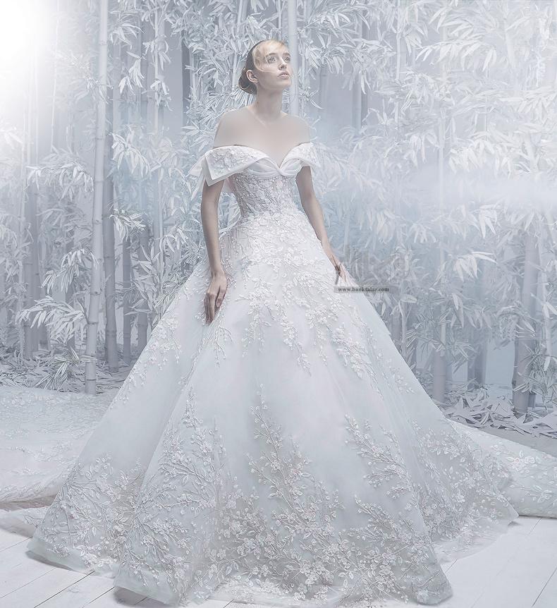 مدل لباس عروس مجلل و جدید ۲۰۲۰