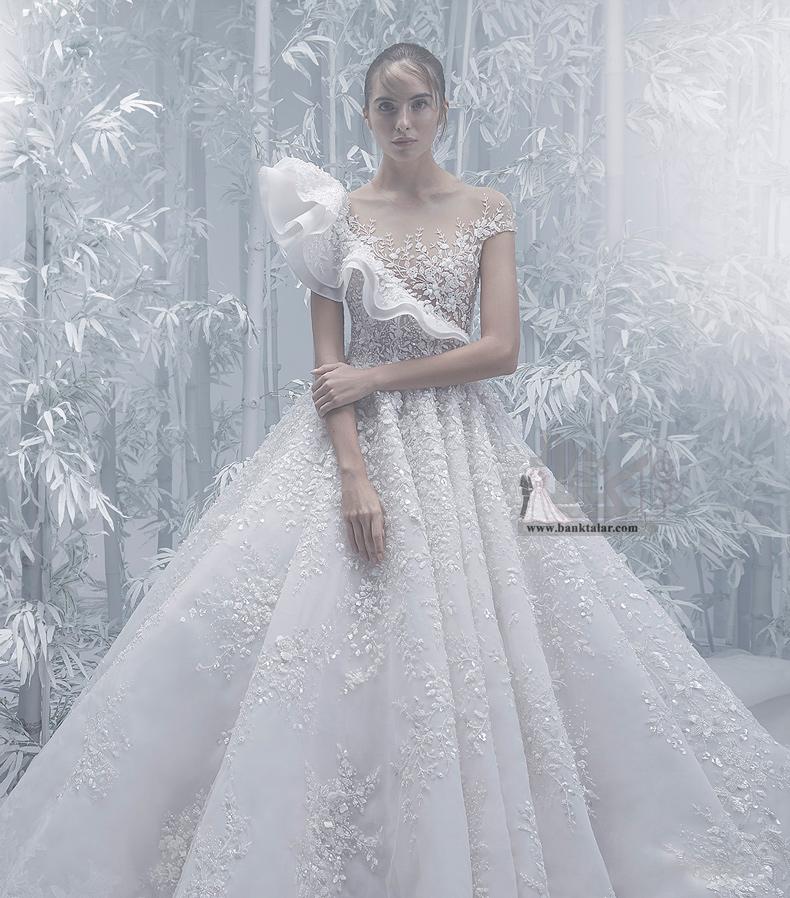 جدیدترین مدلهای لباس عروس 2020