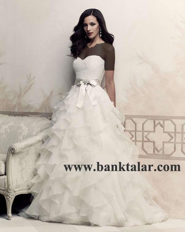 جدیدترین عکس های مدل لباس عروس 2013 (3)banktalar.com