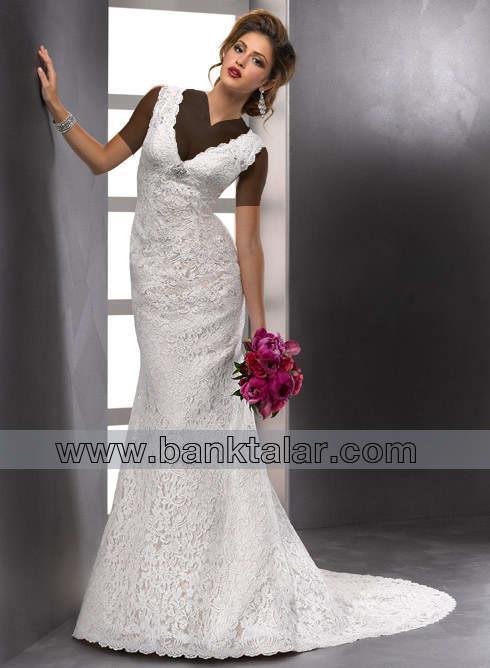 مهم ترین نکات در انتخاب لباس عروس**banktalar.com