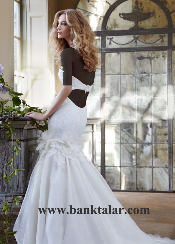 مدل لباس عروس های خاص ** banktalar.com