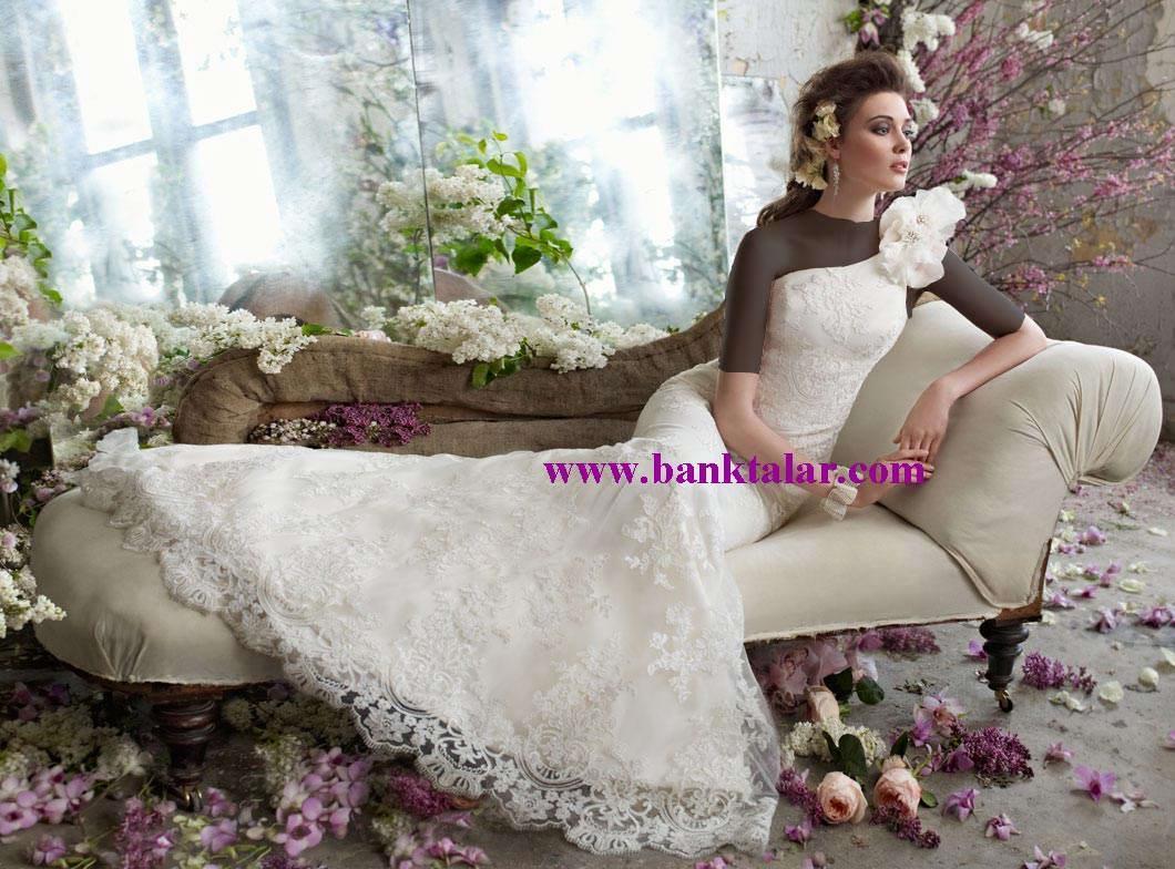 مدل لباس عروس های خاص 3 ** banktalar.com