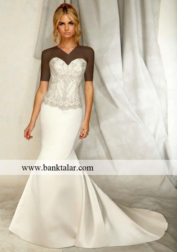 لباس عروس های فوق العاده شیک و ساده 2013**banktalar.com