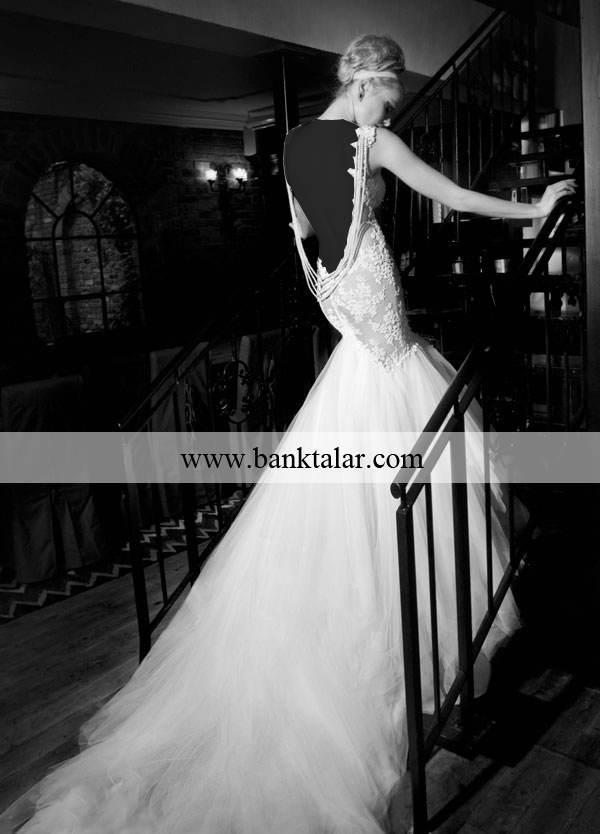 مدل های خاص لباس عروس 2013**banktalar.com