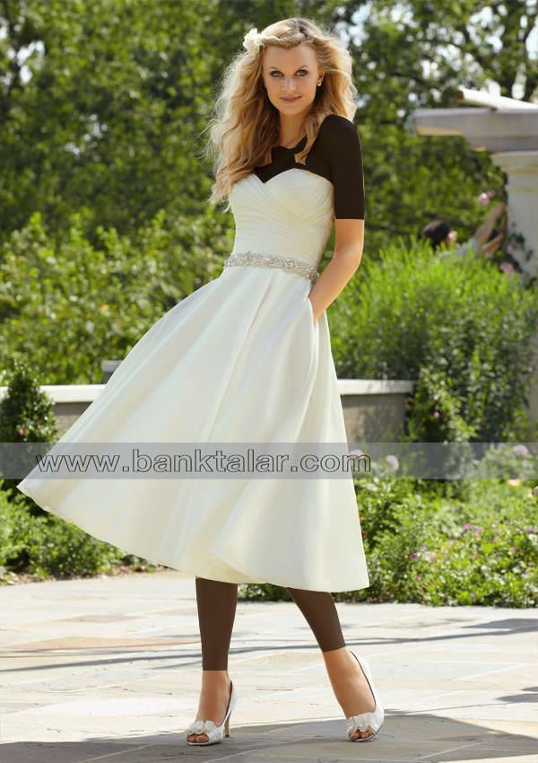 مدل لباس عروس های فوق العاده شیک و ساده 2013(2)**banktalar.com