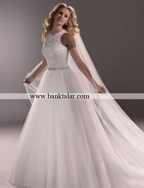 مدل لباس عروس 2014 بسیار زیبا**banktalar.com