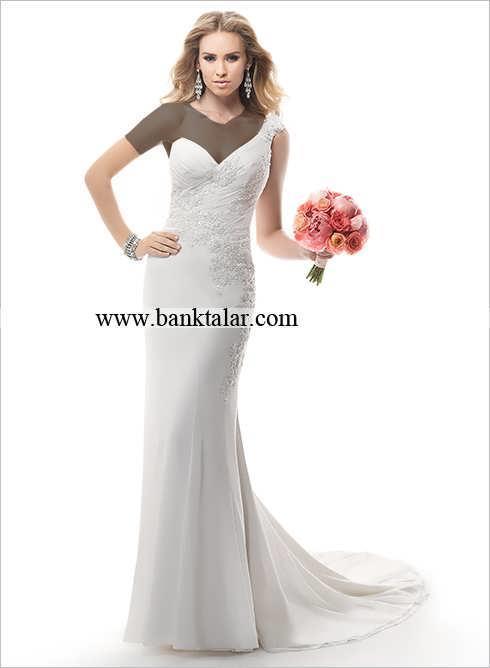 جدیدترین مدل های لباس عروس 2014**banktalar.com