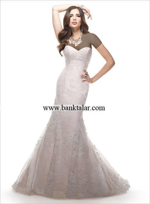 لباس عروس 2014 فوق العاده زیبا**banktalar.com