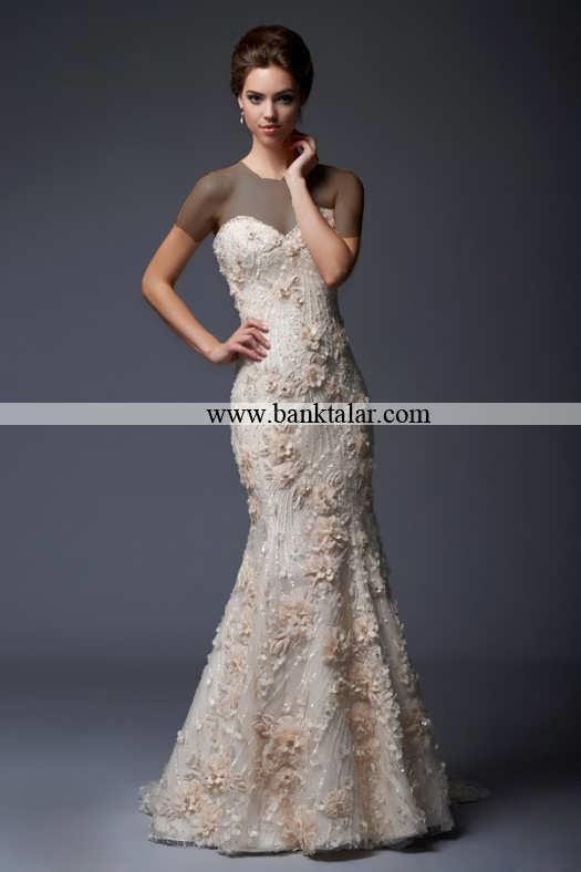 مدل لباس عروس 2014**banktalar.com
