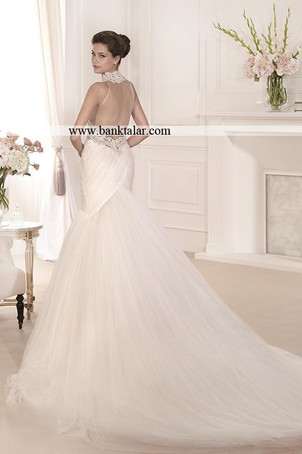 لباس عروس 2014 مدل پفی**bannktalar.com