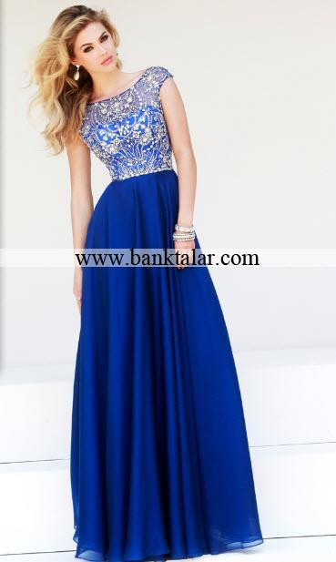 مدل لباس مجلسی دخترانه 2014**banktalar.com