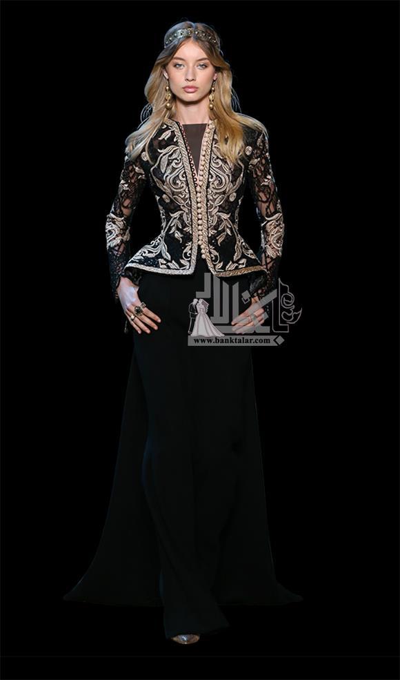 لباس مجلسی پوشیده و مجلل ۲۰۱۸
