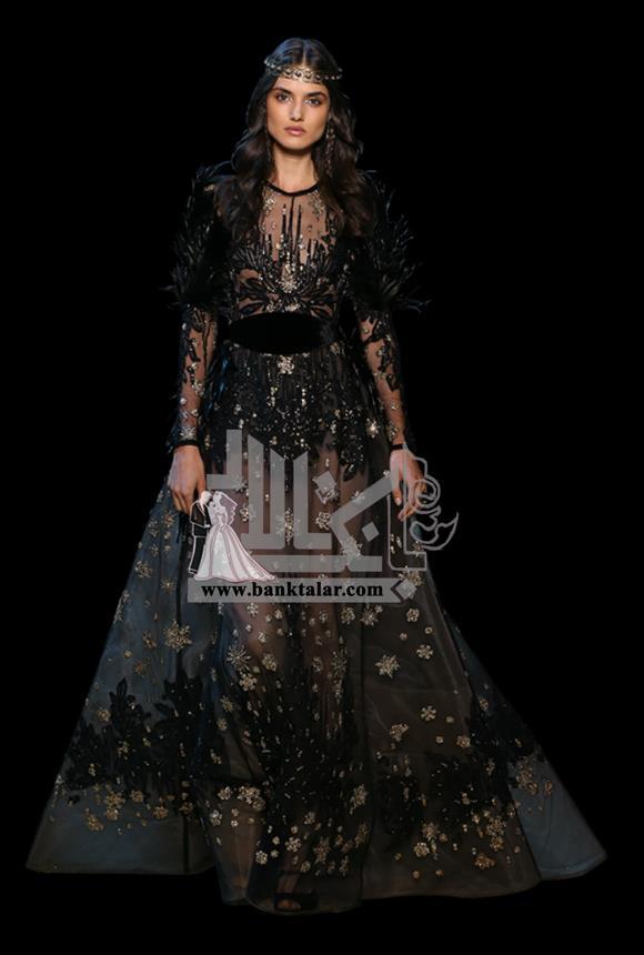 مدل لباس مجلسی زنانه 2018