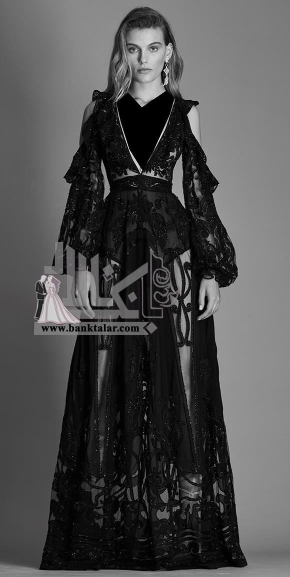 مدل لباس مجلسی خاص و دخترانه ۲۰۱۸