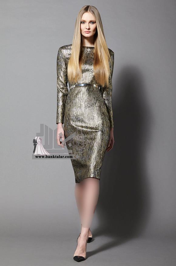 مدل های لباس مجلسی ساده و شیک 2018