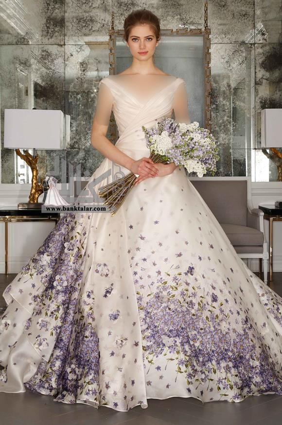 مدل لباس نامزدی 2018