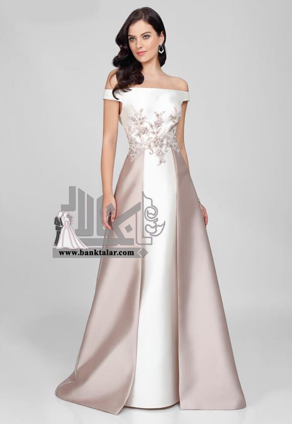 مدل لباس مجلسی مخصوص مادر عروس یا داماد 2018