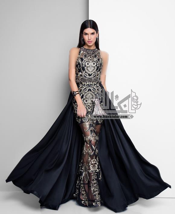 مدل لباس شب 2018 جدید و بسیار زیبا